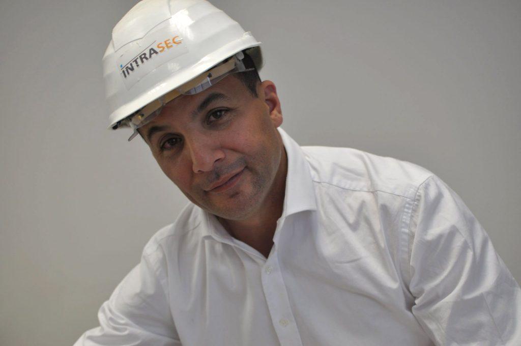 Ali Abdellaoui, gérant d'Intrasec
